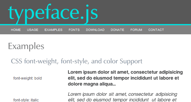 Typeface.js, render custom fonts using canvas