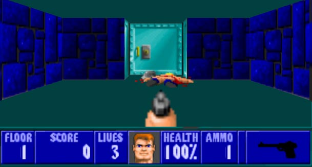 Nihilogic : Javascript Wolfenstein 3D